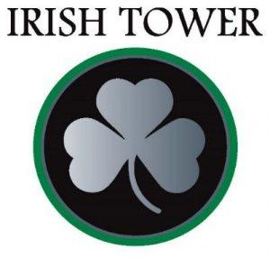 Irish Tower square
